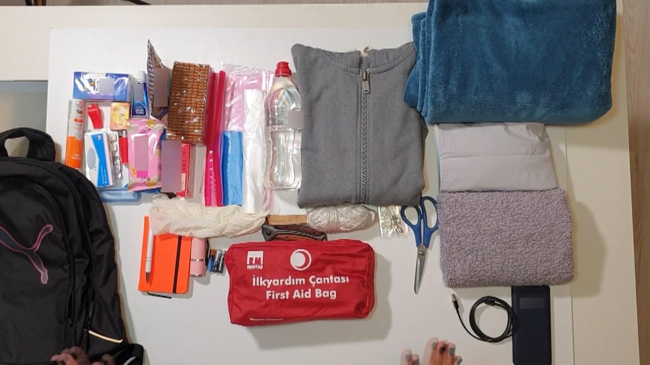 Bir deprem çantasının maliyeti ne kadar?