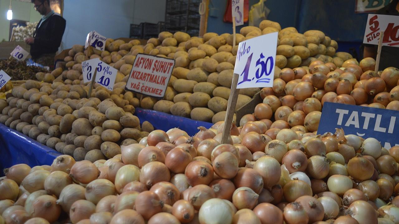 Kışlık patates soğan almak için erken!