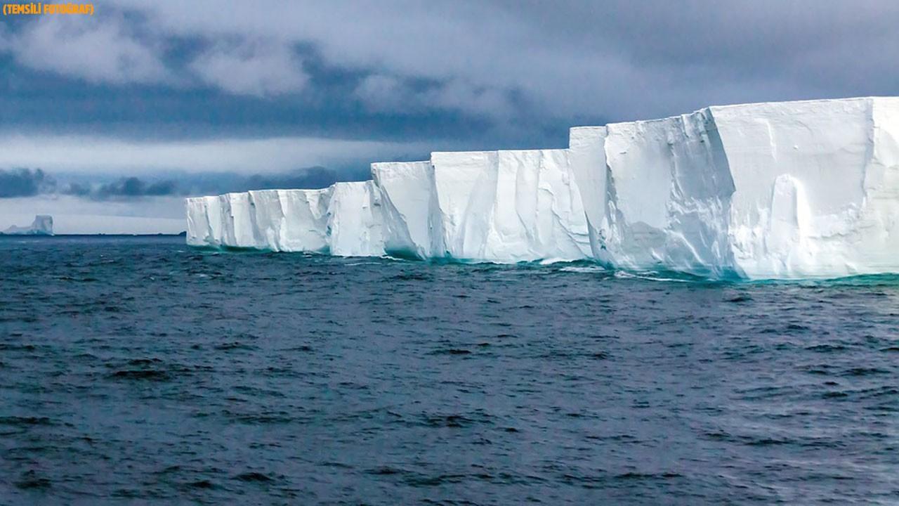 Antarktika'dan koptu!.. Uydu ile takibe alındı!