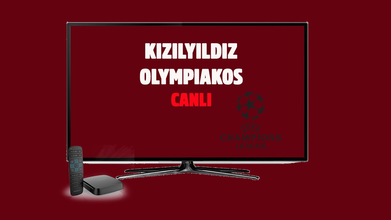 CANLI Kızılyıldız - Olympiakos
