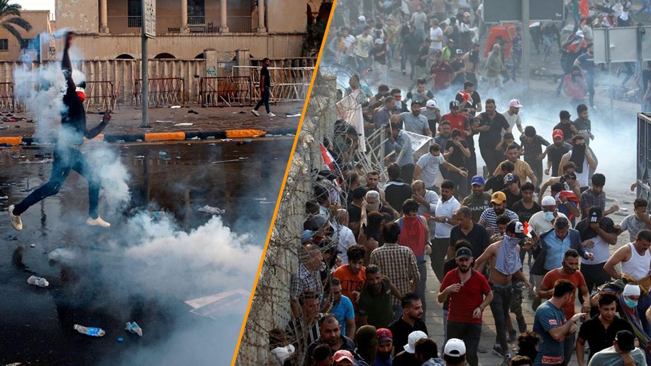 Irak'ta kırmızı alarm
