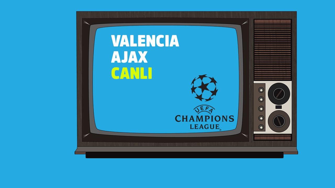 CANLI Valencia Ajax