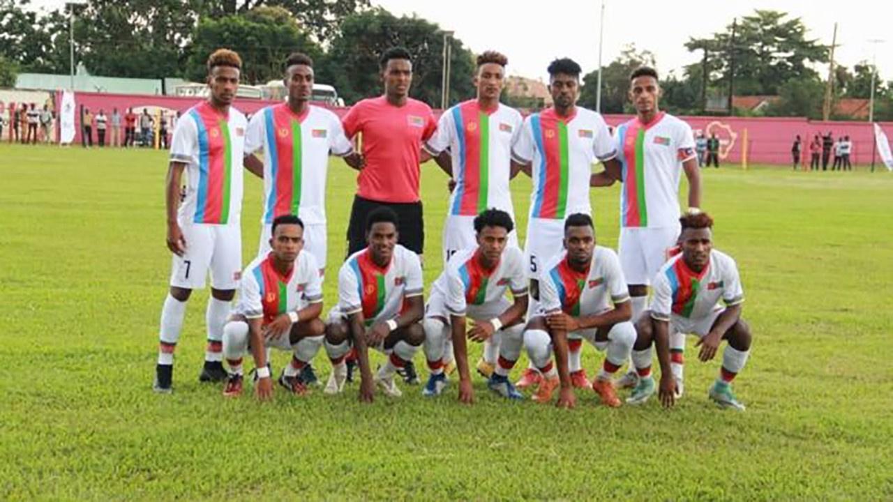 Eritre milli takımının 5 oyuncusu Uganda'da kayboldu