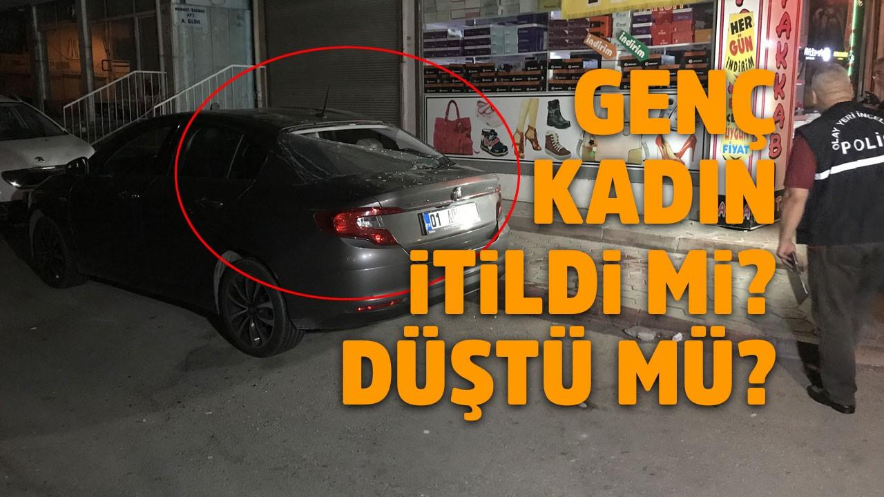 Adana'da bir garip olay