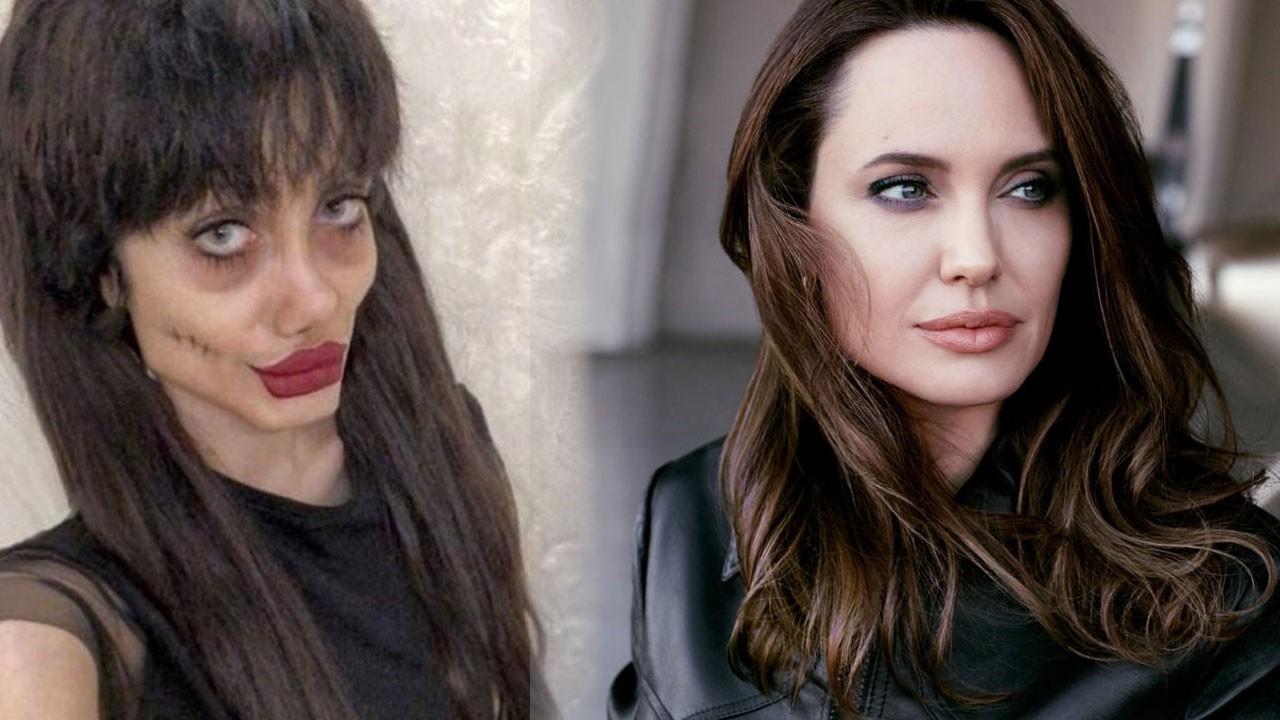 İranlı Angelina Jolie tutuklandı