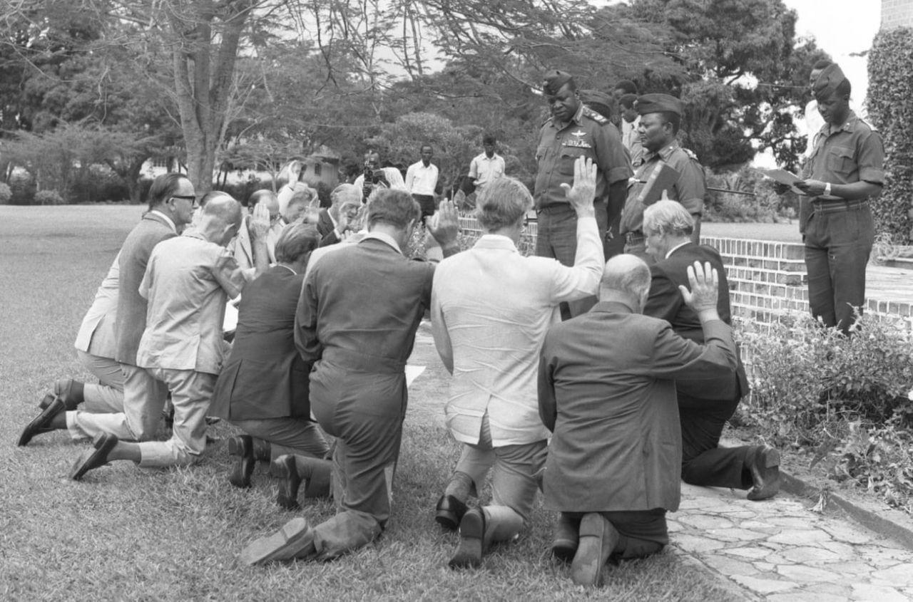 Uganda Kasabı İdi Amin'in hiç yayımlanmamış fotoğrafları ortaya çıktı - Sayfa 3