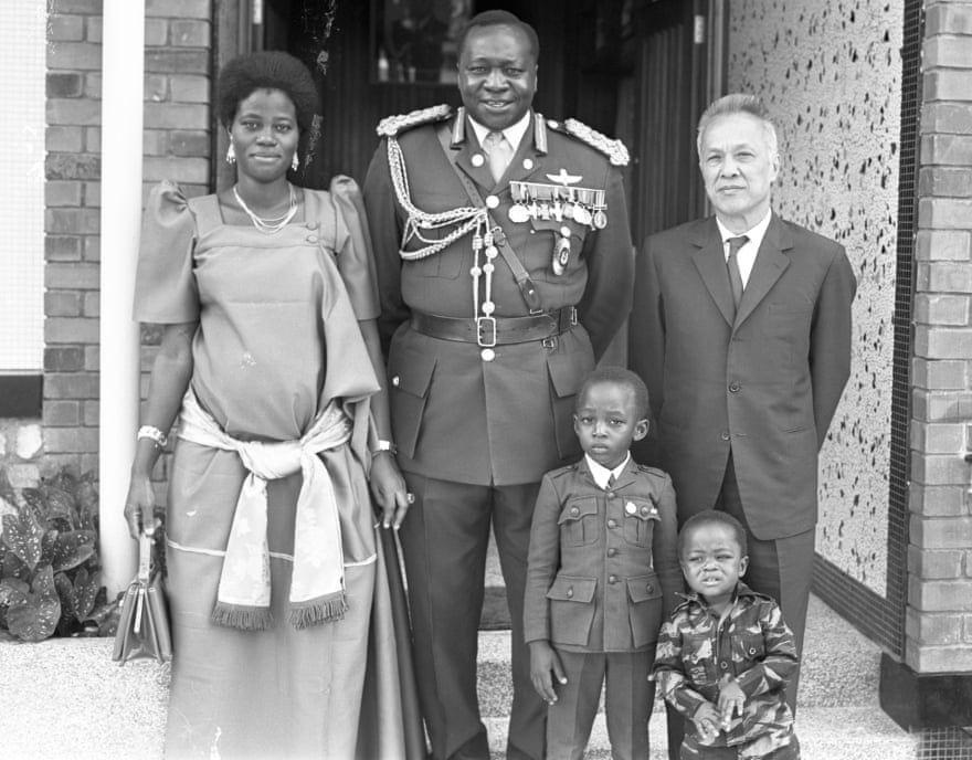 Uganda Kasabı İdi Amin'in hiç yayımlanmamış fotoğrafları ortaya çıktı - Sayfa 1