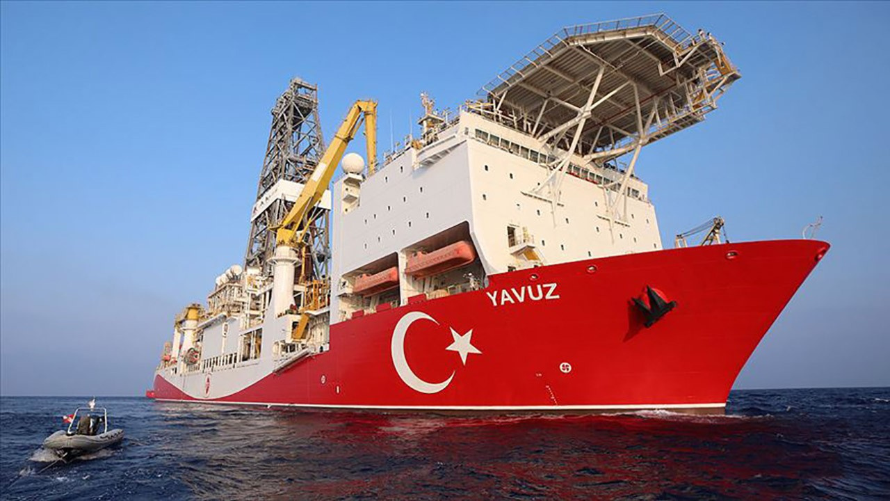 Yavuz gemisi sondaja başlıyor