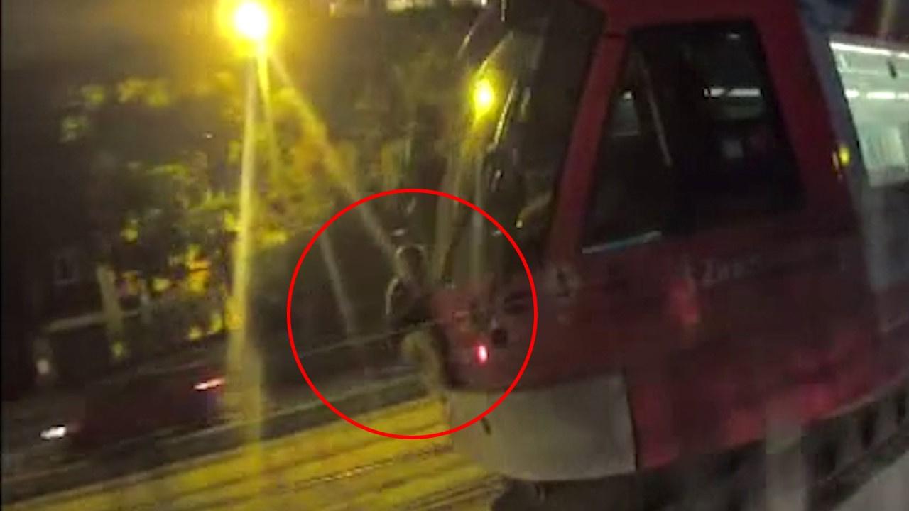 İstanbul'un göbeğinde şok görüntü!