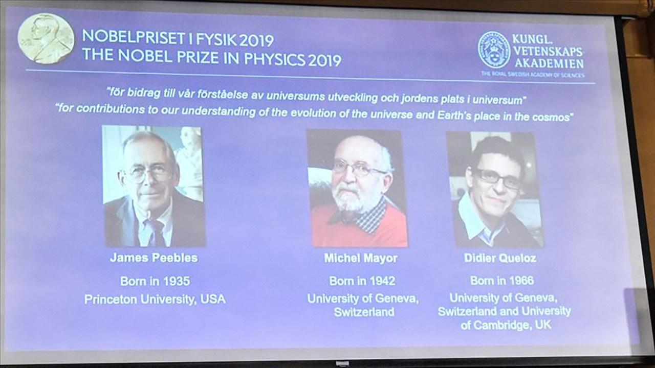 Nobel Fizik Ödülü'nün sahipleri açıklandı!