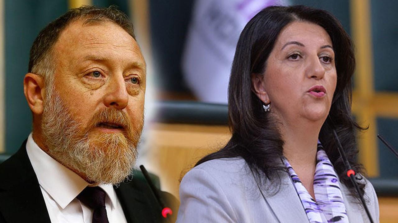 HDP eş genel başkanları Sezai Temelli ve Pervin Buldan hakkında soruşturma