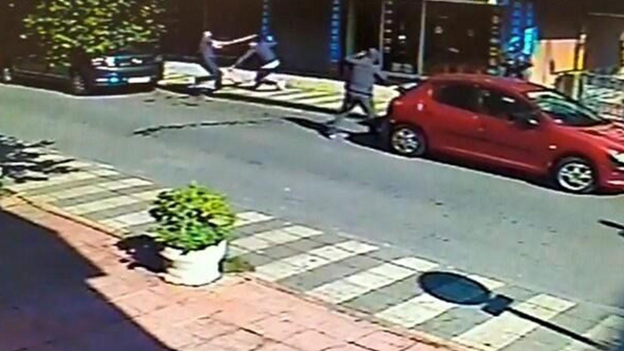 14 yaşındaki çocuğa sokak ortasında pompalı saldırı
