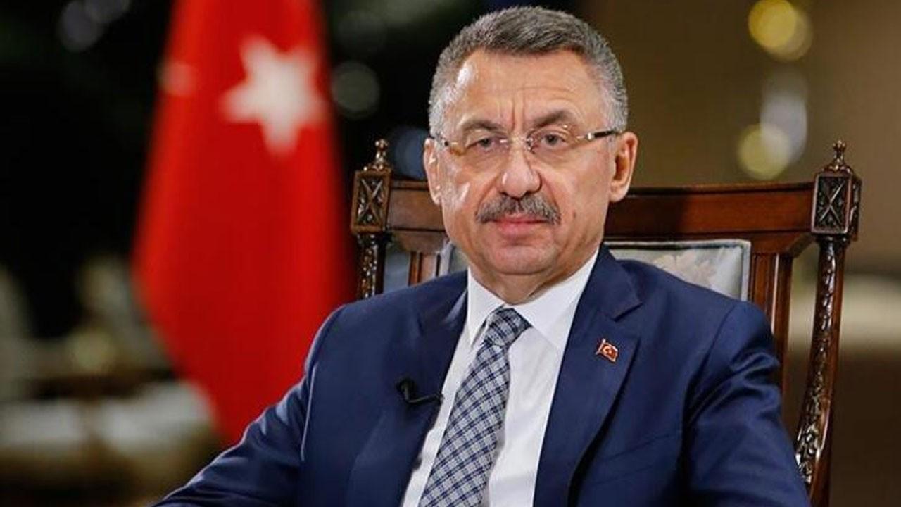 Cumhurbaşkanı Yardımcısı Fuat Oktay: Önceliğimiz sivil halkın zarar görmemesidir