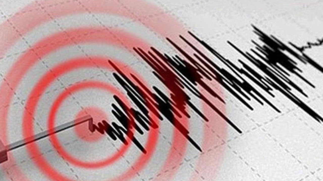 Marmara'da peş peşe depremler!  İstanbul'da da hissedildi