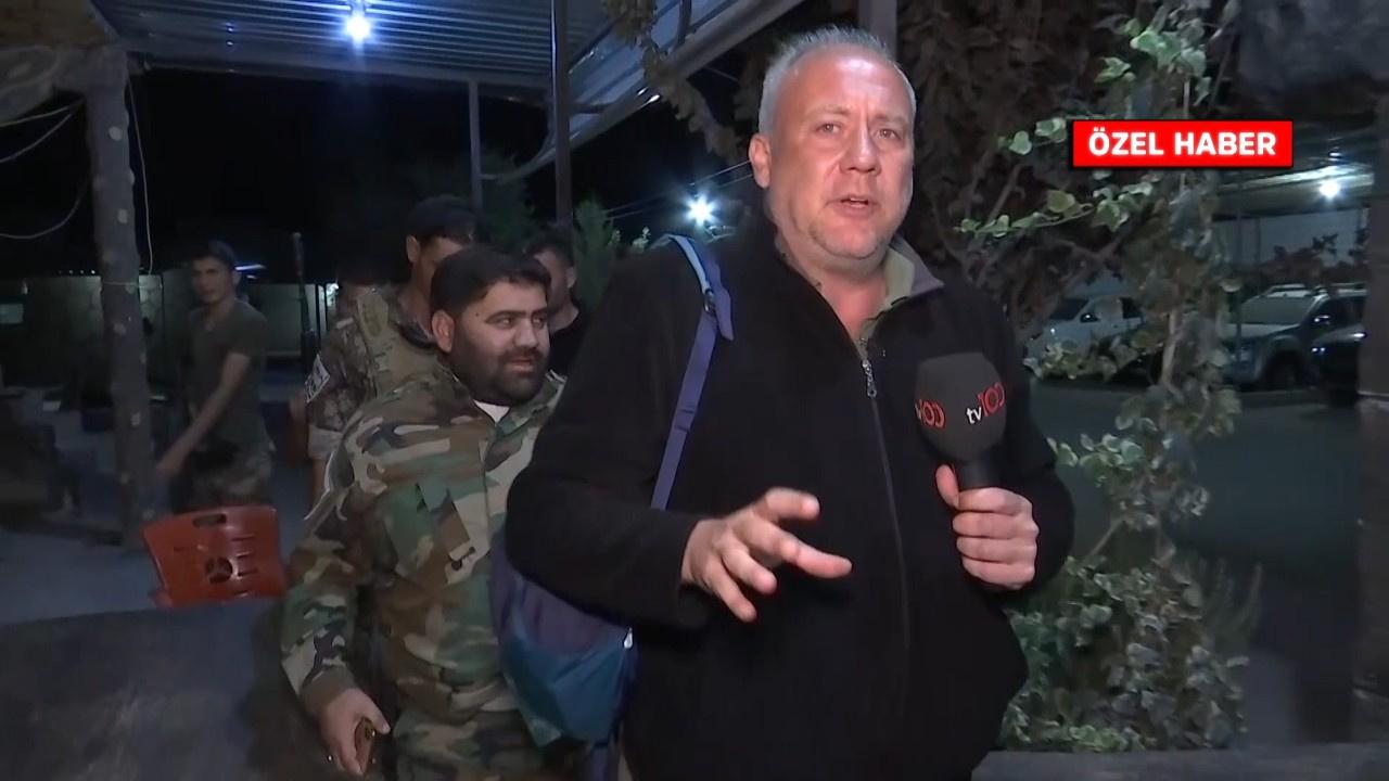 tv100 Suriye'deki tek Türk televizyon kanalı