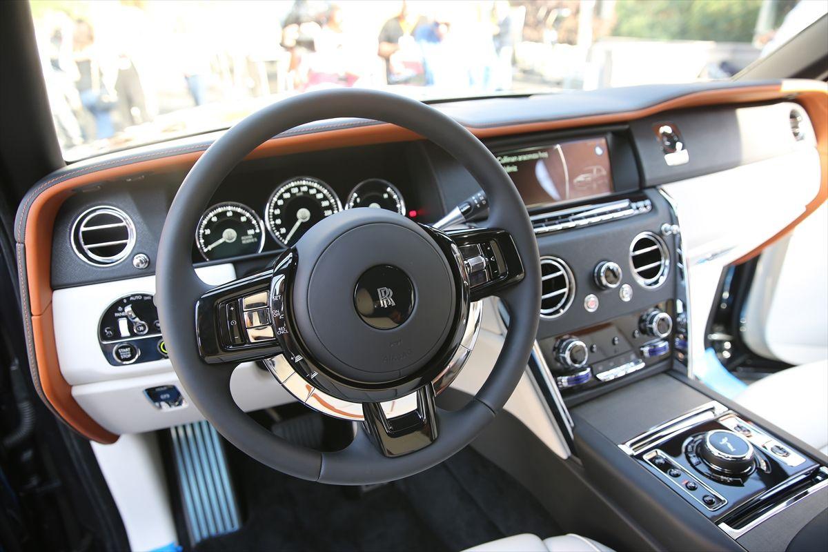 Rolls-Royce'dan bir ilk!.. Türkiye'de de görücüye çıktı! - Sayfa 4
