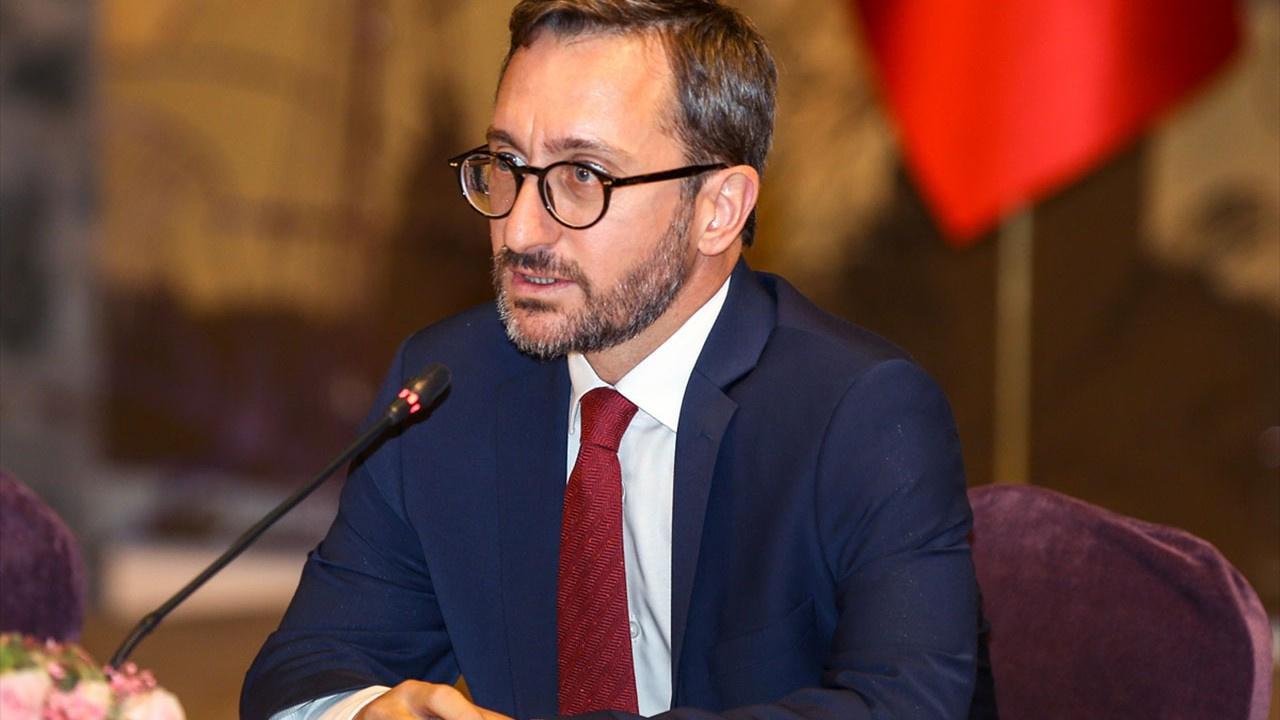 İletişim Başkanı Fahrettin Altun 'CİMER Devrimi'ni yazdı