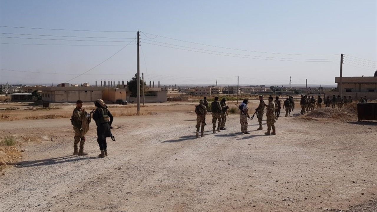 Tel Abyad terörden temizlendi, ilçe kontrol altında!