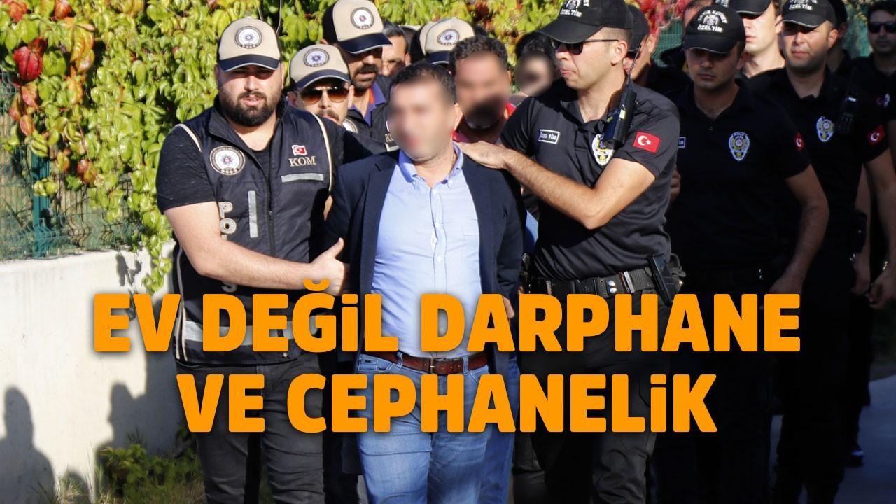 Cezaevi müdürü tutuklandı