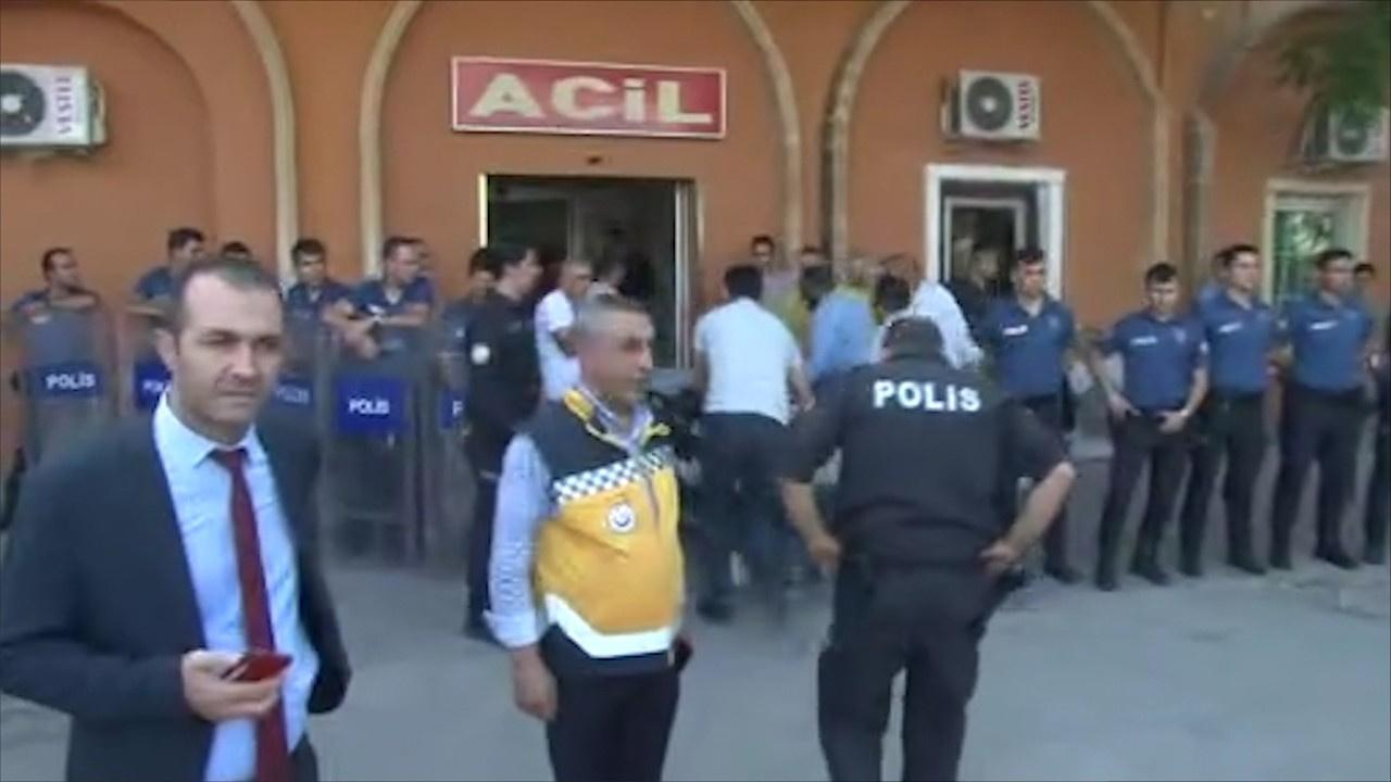 Mardin'de yaralananlar hastanelere kaldırılıyor!
