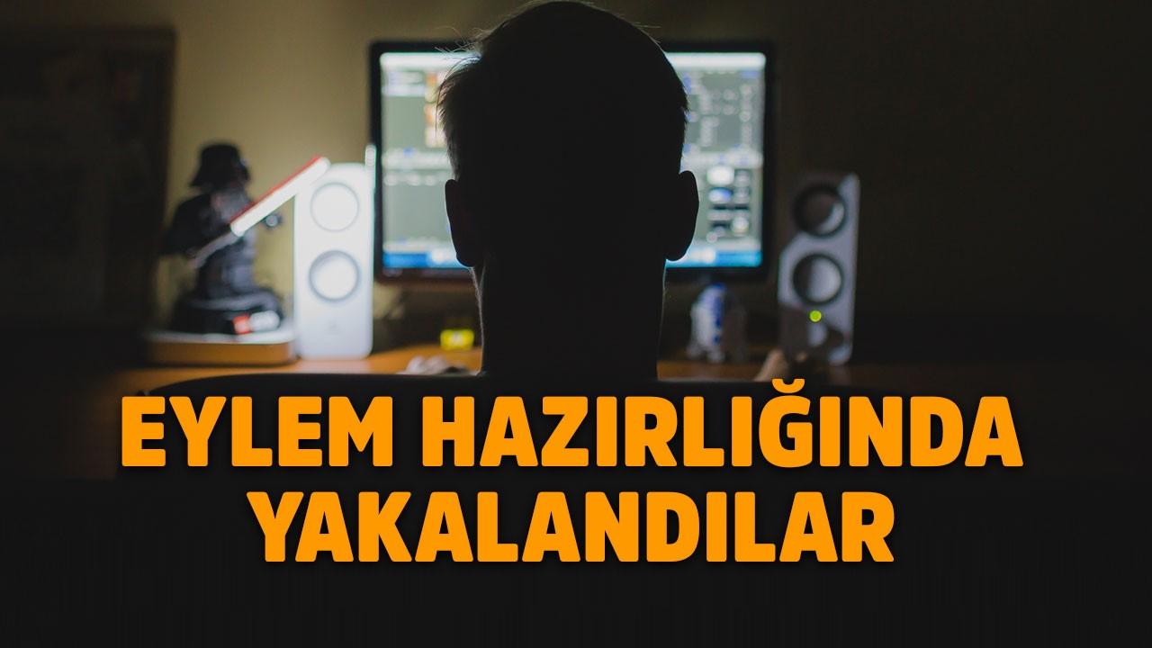 İstanbul'da sosyal medya operasyonu