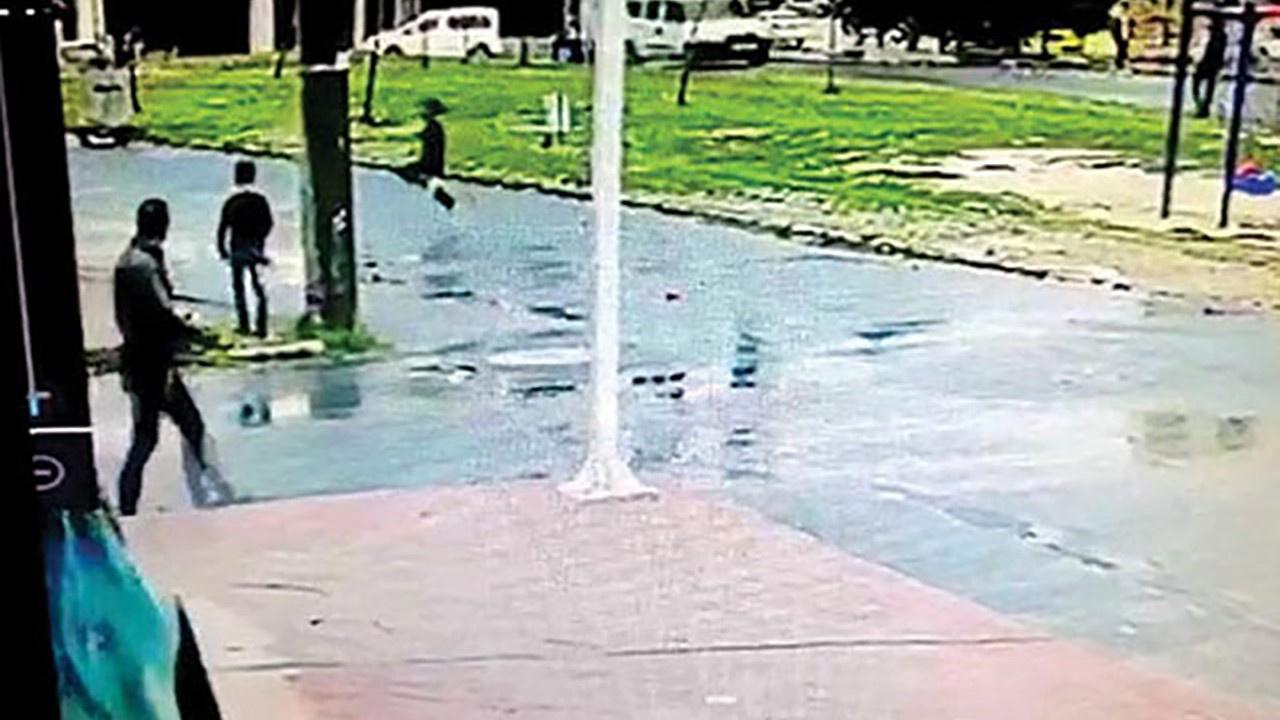 Tekirdağ... 10 ay boyunca parktaki çocuklara ateş eden kişi yakalandı