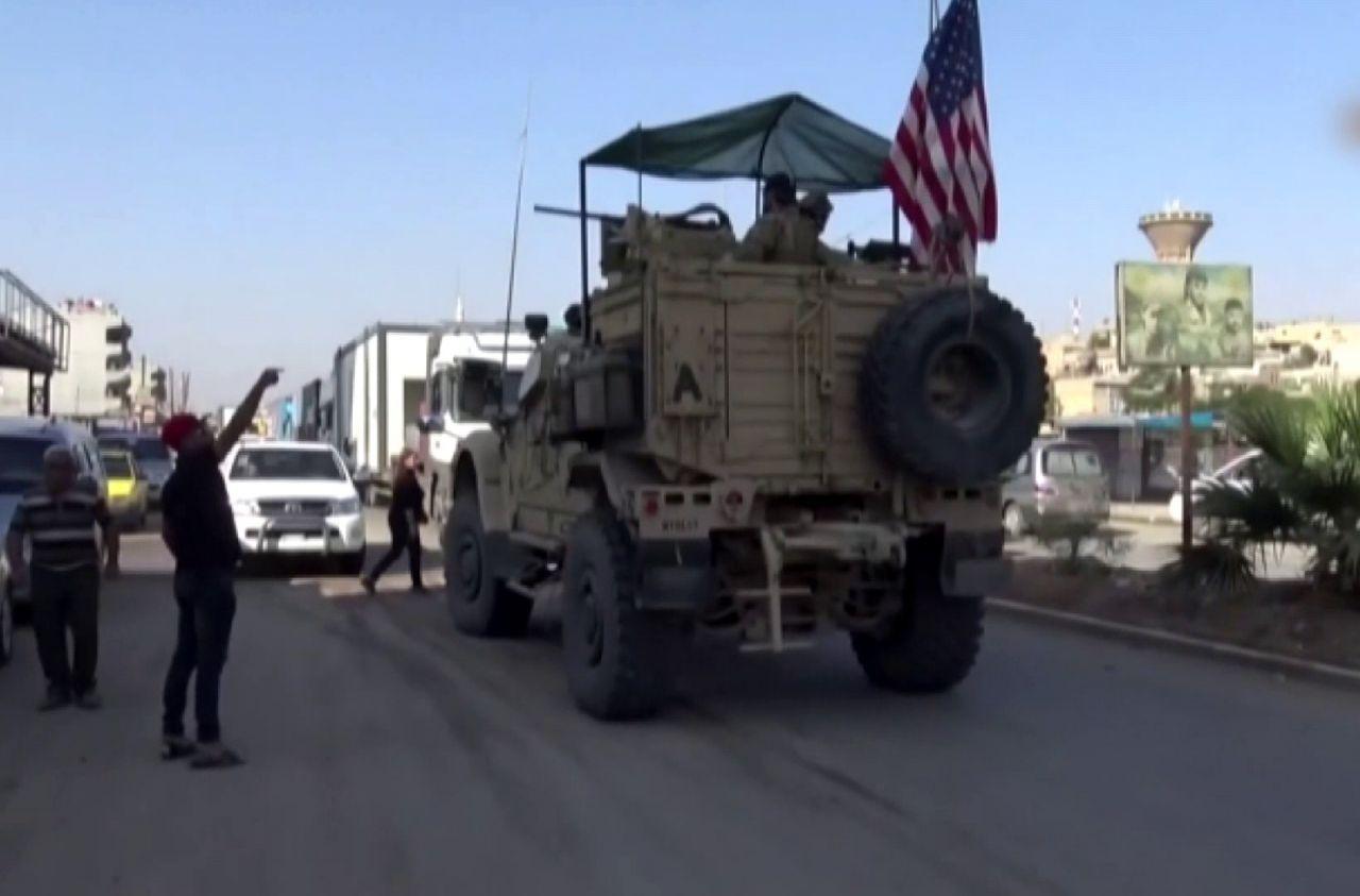 Teröristler Kamışlı'dan çekilen ABD askeri konvoyuna saldırdı - Sayfa 5