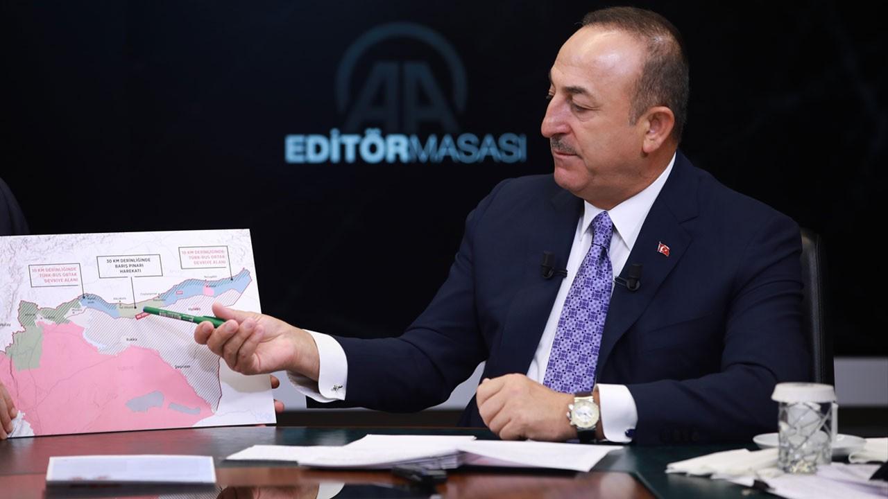 Bakan Çavuşoğlu: Siyasi başarı olarak tarihe geçti