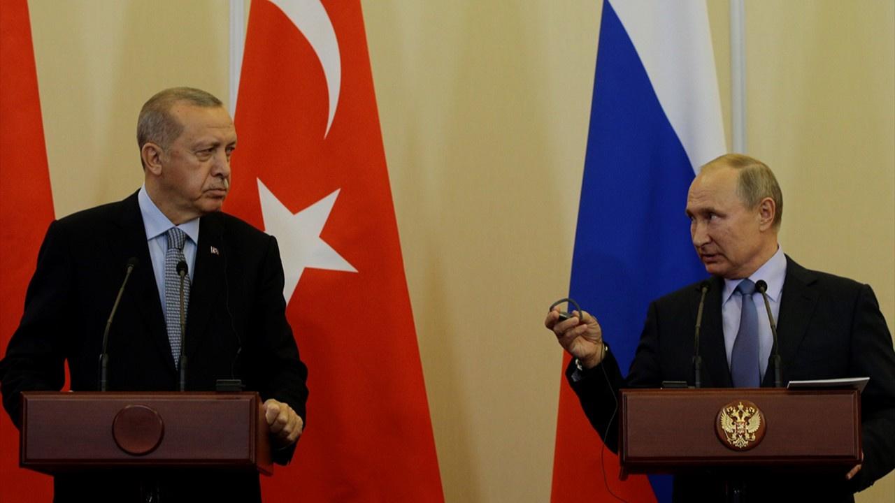 Rus basınında Erdoğan-Putin görüşmesi
