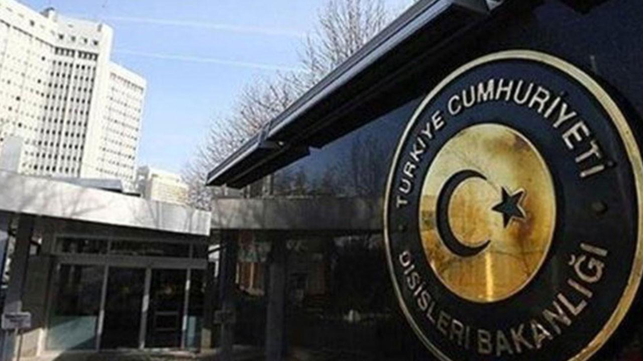 Dışişleri Bakanlığı Fransa'nın kararını kınadı