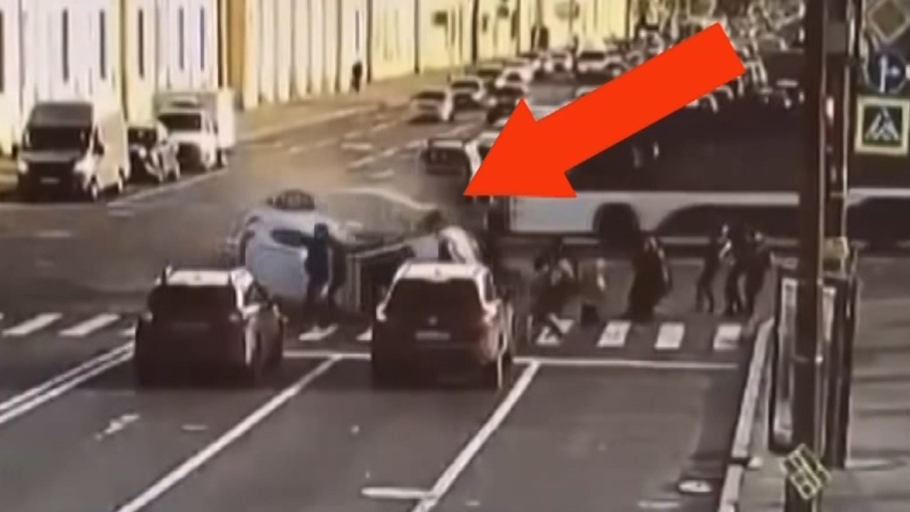 Rusya'da korkunç kaza!