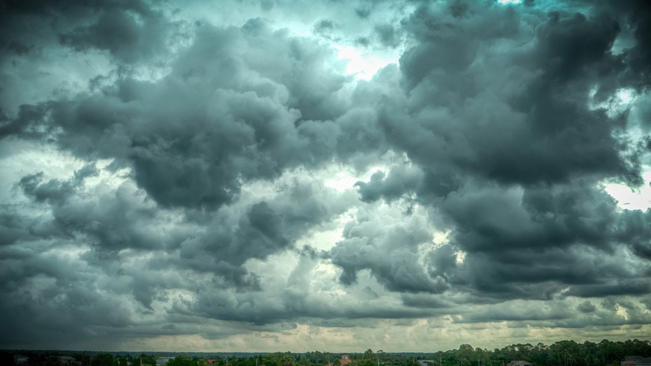 Meteoroloji il il bölge bölge uyardı!..  Sağanak, sis, pus...