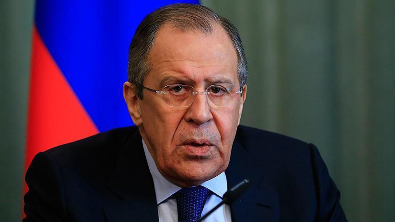 Rusya Dışişleri Bakan Lavrov yarın Türkiye'de