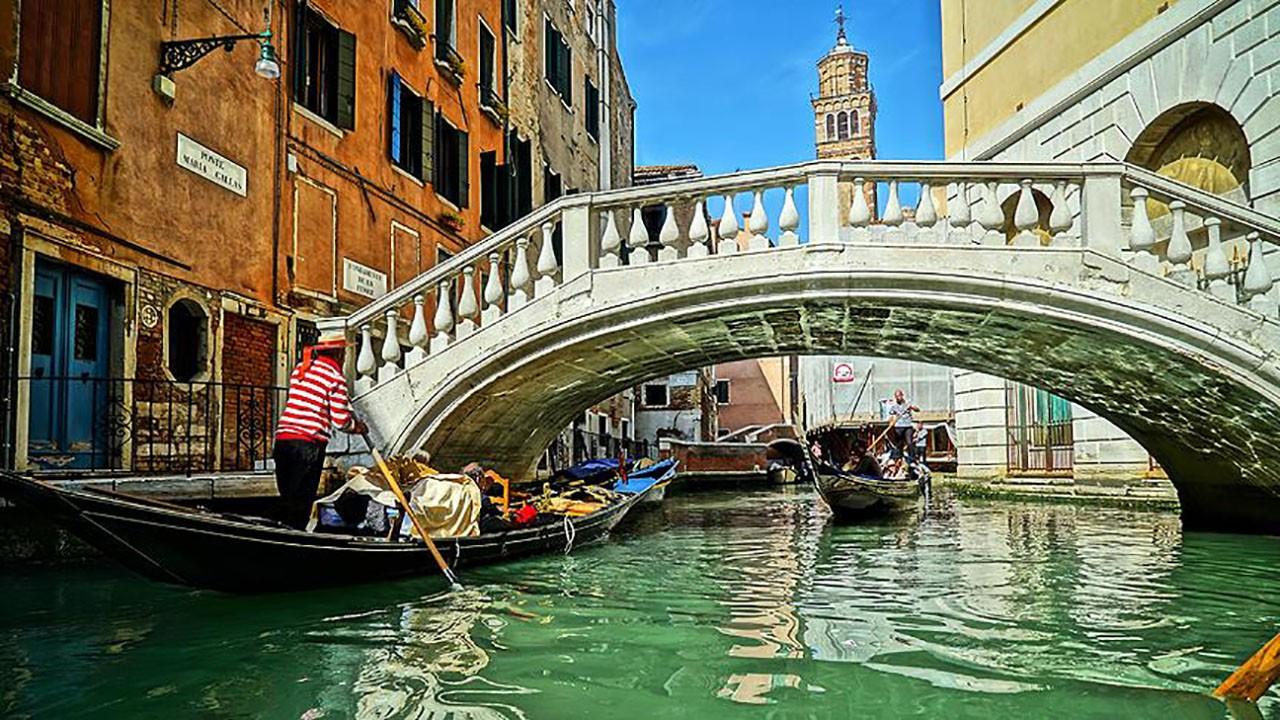 Venedik'e giriş ücretli oluyor!