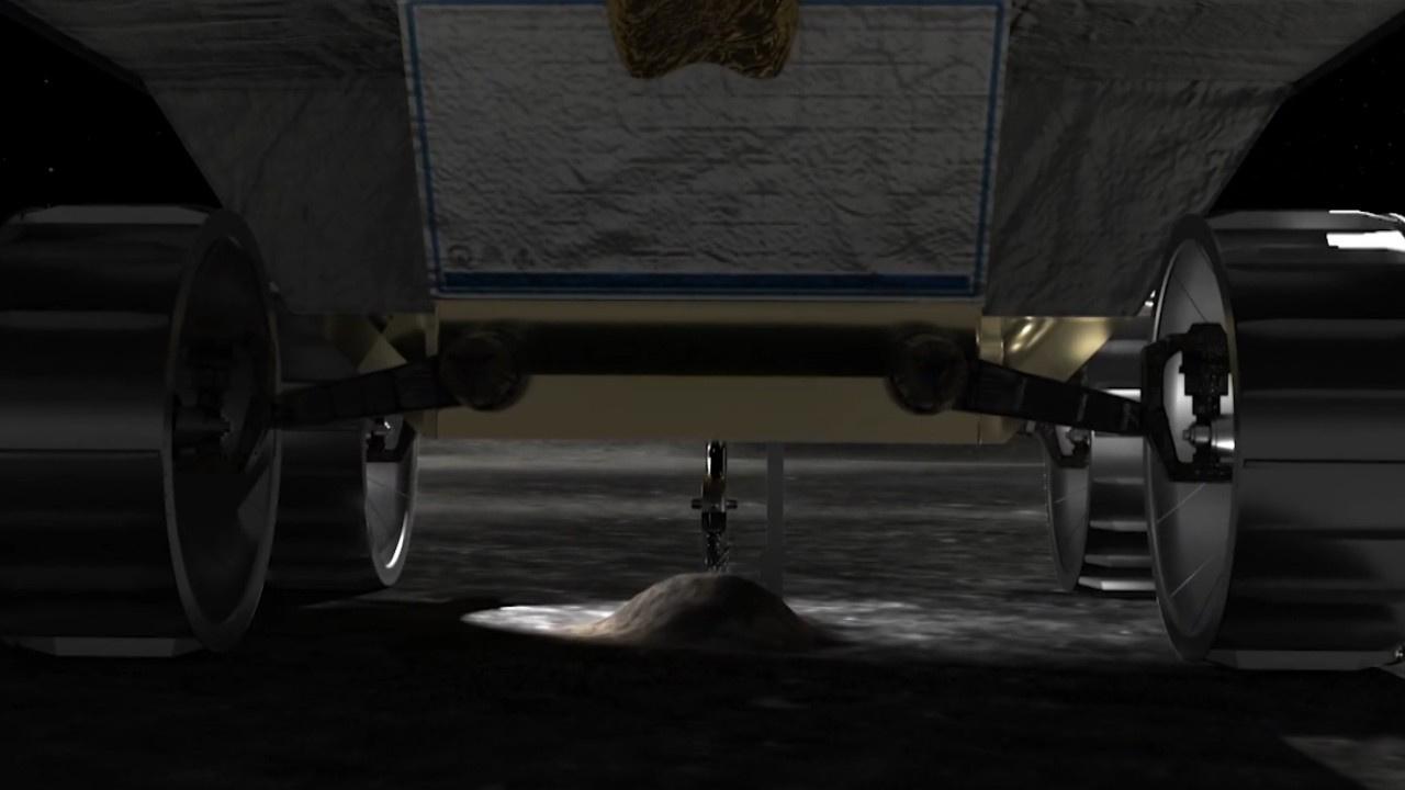 NASA su aramak için Ay'a gidiyor