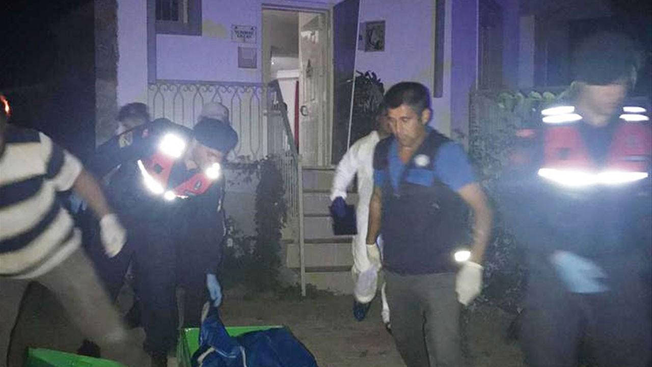Yer: Fethiye... Villada korkunç olay!.. İstanbul'a gelip teslim oldu!