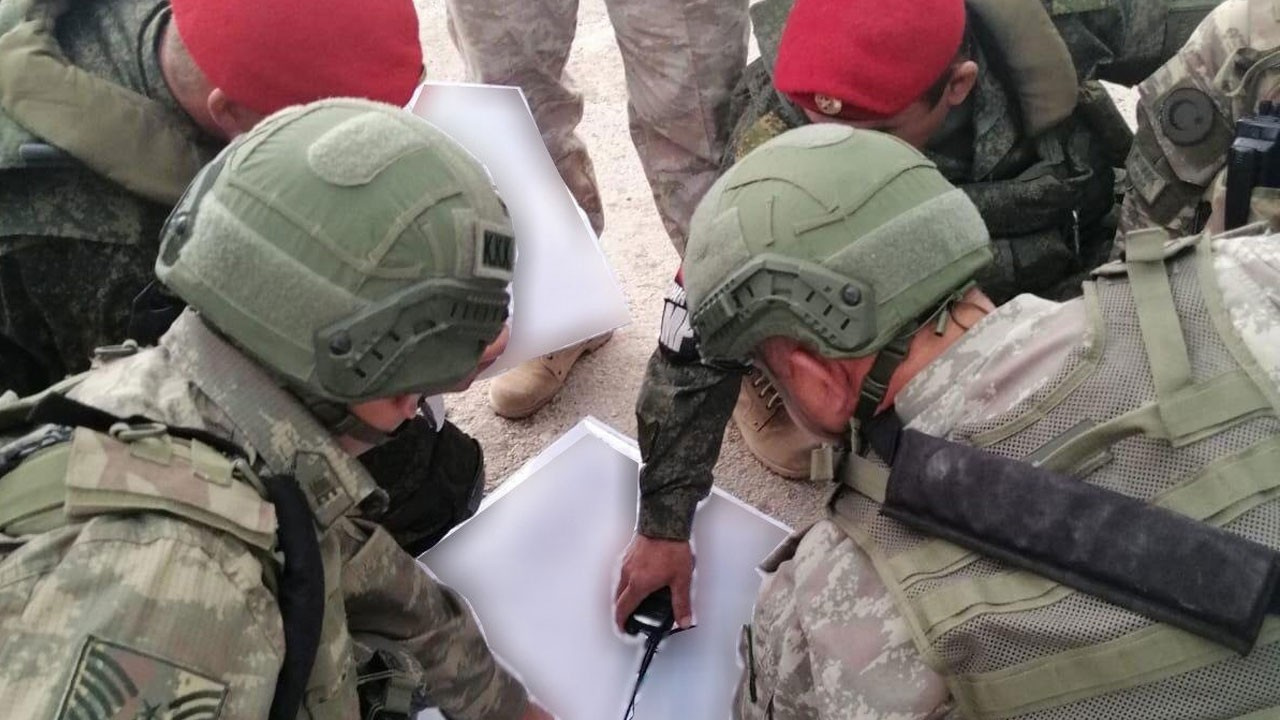 MSB: Rus Askeri Heyeti ile...