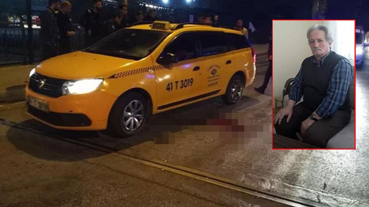 İstanbul'da kan donduran olay!.. Önce bacağından sonra kafasından vurularak öldürüldü!