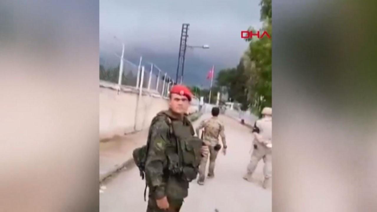 Azeri asıllı Rus askeri, Türk askerine seslendi