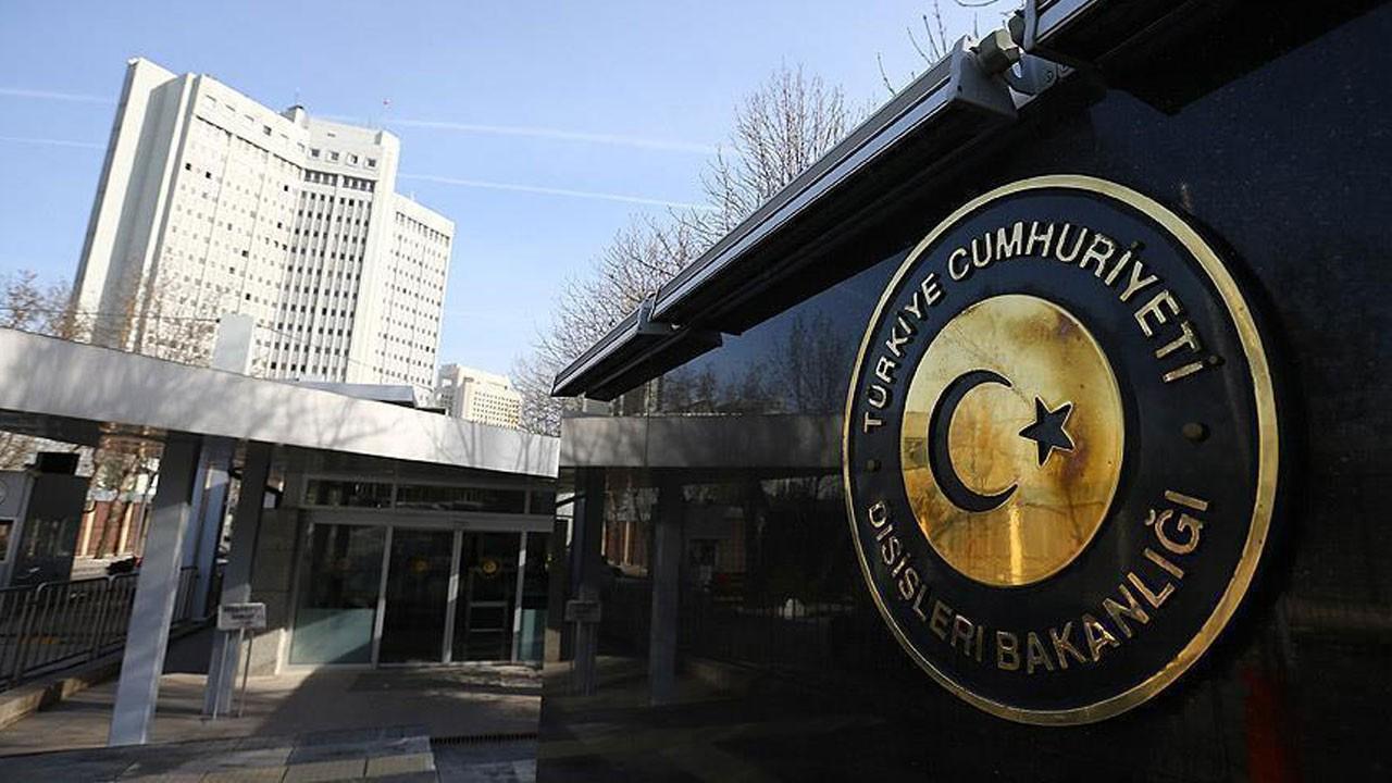 Türkiye'den Fransa'nın skandal kararına tepki...
