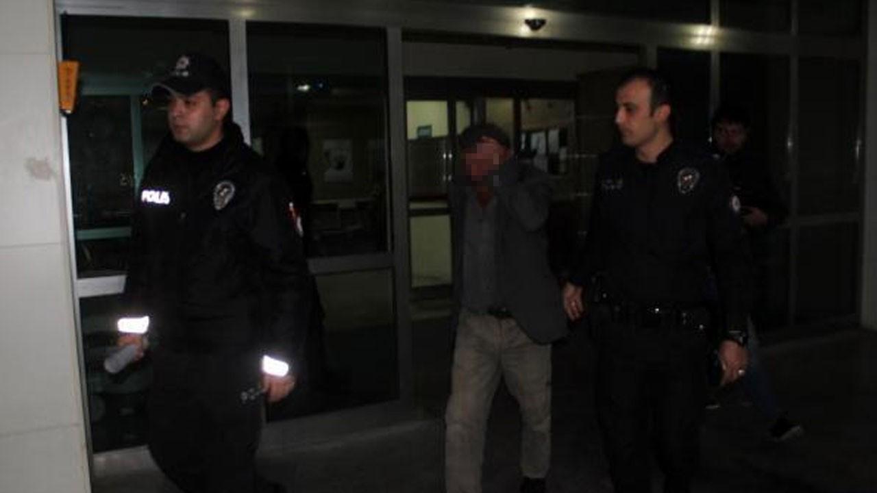 Karaman'da baba dehşeti! Oğlunu göğsünden bıçakladı