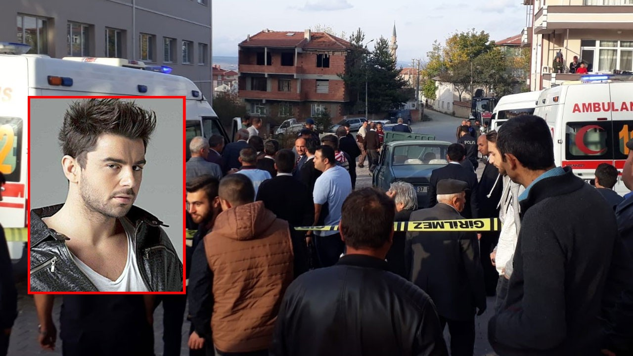Konser için yola çıkan ünlü şarkıcı Gökhan Akar kaza geçirdi