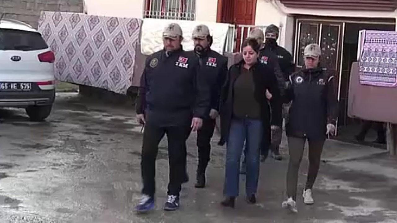 HDP'li belediye başkanı gözaltına alındı!