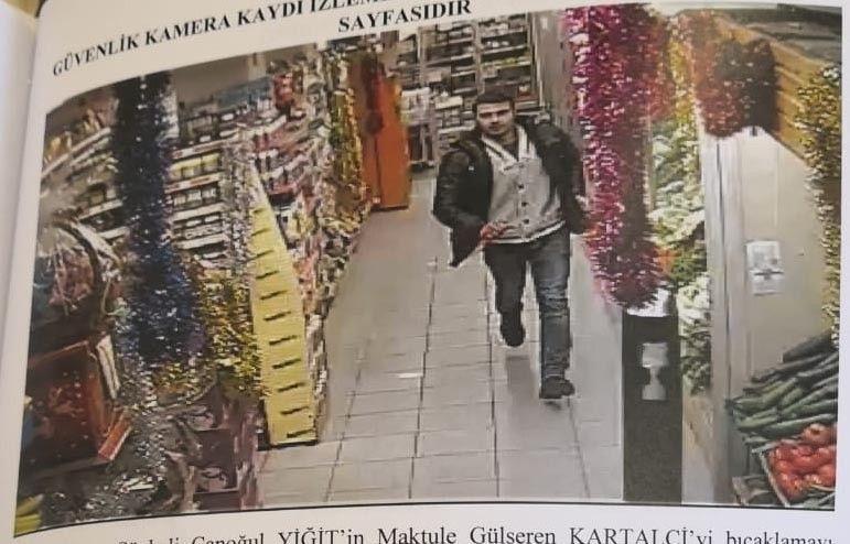 Ankara'daki kan donduran cinayetin görüntüleri ortaya çıktı - Sayfa 1