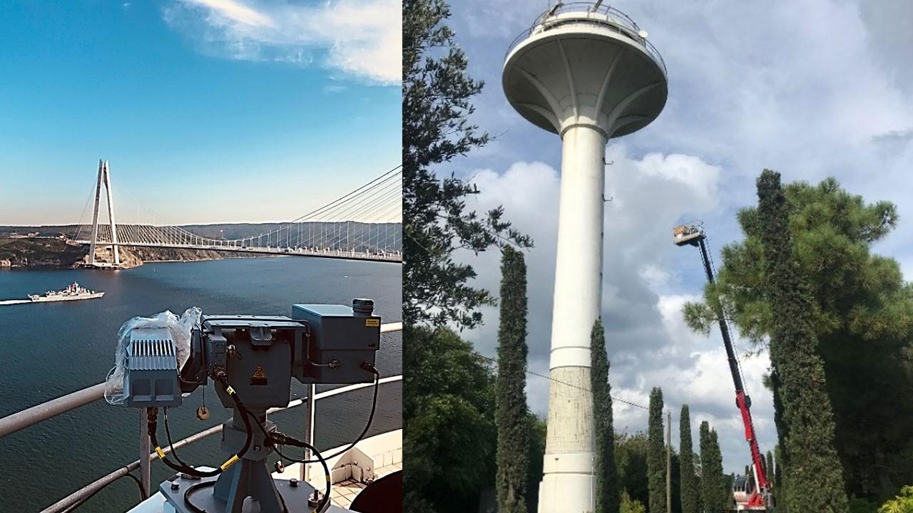 İstanbul ve Çanakkale boğazlarına kuruldu! Kesintisiz izlenecek
