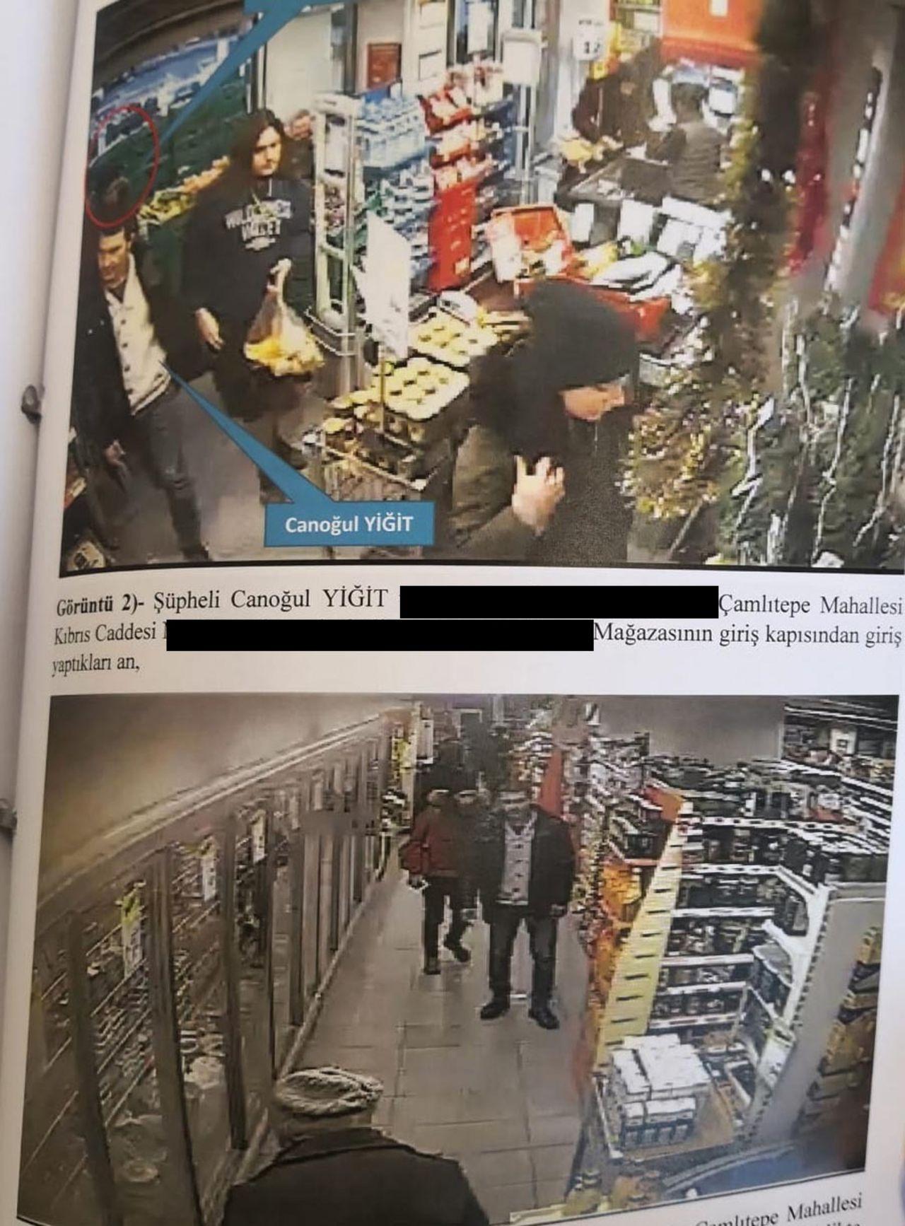 Ankara'daki kan donduran cinayetin görüntüleri ortaya çıktı - Sayfa 4