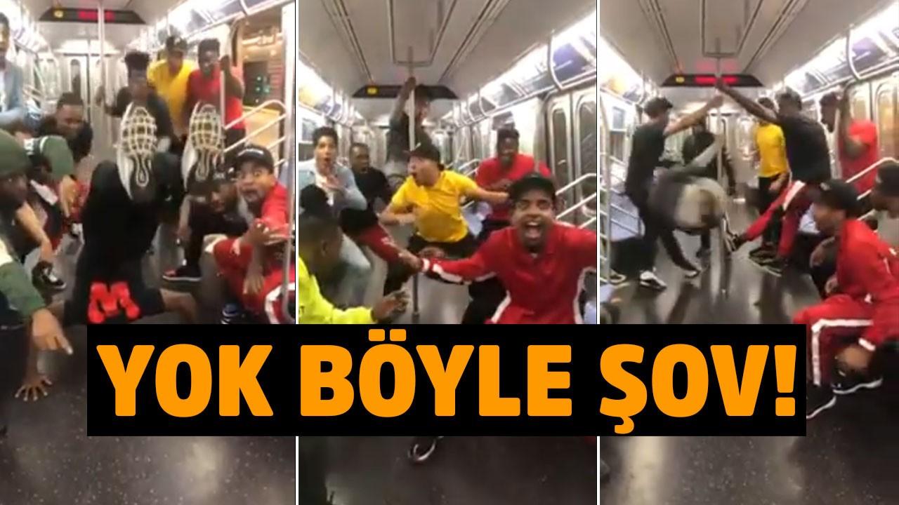 Dünya metro dansçılarını konuşuyor