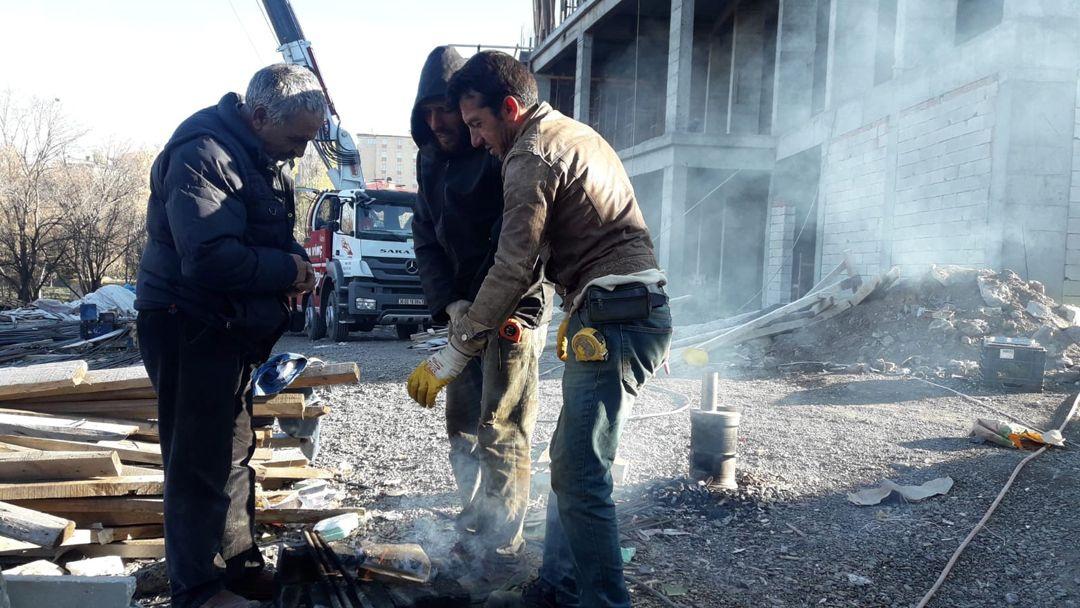 Bu kareler bu sabah Kars'ta çekildi!.. Termometreler eksi 11'i gösterdi! - Sayfa 1