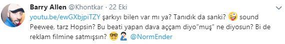 Norm Ender'in şarkısı Spotify'dan kaldırıldı! İşte diğer rapçilerin yorumları... - Sayfa 4