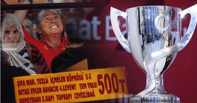 Ziraat Türkiye Kupası Kura Çekimi'ne 500T damgası! Sosyal medya yıkıldı - Sayfa 1